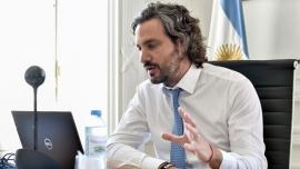 """Santiago Cafiero sobre el cumpleaños en Olivos: """"El Presidente no jodió a nadie"""""""