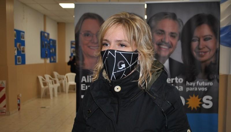 Moira Lanesán (Photo JCC)