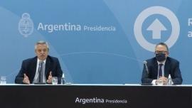 """Alberto Fernández: """"Los mercados deben funcionar en libertad, con reglas"""""""