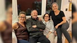 El drama de Karlos Arguiñano: le donó médula ósea a su hermana que padece leucemia