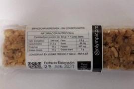 """ANMAT prohibió venta de unas barras de cereales """"energizantes"""""""