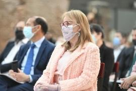 Alicia Kirchner destacó la importancia de la ley de promoción de inversiones hidrocarburíferas
