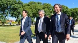 """Alberto Fernández le aceptó la renuncia al Ministro de Interior Eduardo """"Wado"""" de Pedro"""