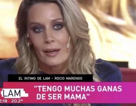 La decisión tajante de Rocío Marengo de ser madre a toda costa y sin medir consecuencias
