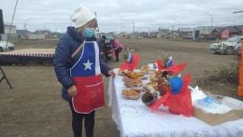 Continúan los festejos del 18 de septiembre en el barrio Natividad