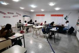 Lunes con presencialidad plena en Educación Inicial y Nivel Primario