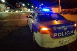 Dos detenidos tras robo de una motocicleta