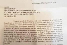 Caso Marcela López: Jueza denunció al abogado Jorge Trevotich