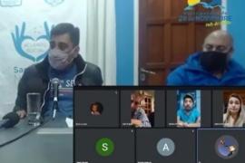"""Escándalo por test positivos por COVID: Un Intendente denunció una """"maniobra política"""""""