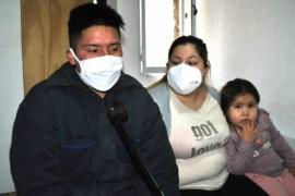 """Perdieron todo en un incendio: Con los """"sueños rotos"""" apelan a la solidaridad"""