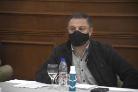 Teodoro Camino brindó detalles de la situación y reclamo de los trabajadores de la UCRA