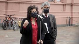 """Carla Vizzotti afirmó que """"la situación epidemiológica es indiscutible"""""""
