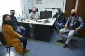 SPSE firmó ampliación de red de agua para barrios de Río Gallegos