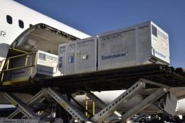 Argentina recibió más de 800.000 dosis de AstraZeneca donadas por el Gobierno español