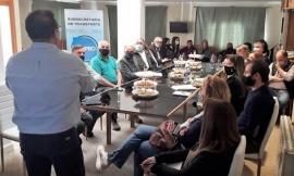 Provincia se reunió con municipios y empresarios del transporte por la temporada turística