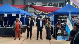 Inició la Expo Turismo 2021 en Río Gallegos