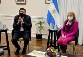 Desmienten que Alicia Kirchner quede como Jefa de campaña del Frente de Todos