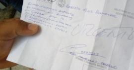 """Alertan por recetas médicas """"truchas"""" en Río Gallegos"""