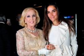 Mirtha Legrand descolocó a Juana Viale con su pregunta tras salir de la cirugía