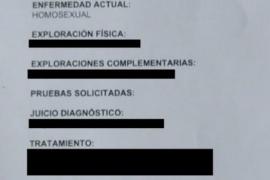 Un ginecólogo diagnosticó la homosexualidad como enfermedad a una paciente de 19 años