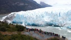 Fin de semana trágico: murió una turista en el Parque Nacional Los Glaciares