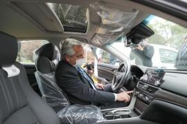 Alberto Fernández anunció el proyecto de Ley de Movilidad Sustentable