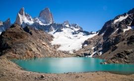 Tragedia en El Chaltén: otro turista murió mientras hacía Trekking