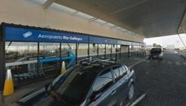 Urgente: suspendieron vuelos en aeropuerto de Río Gallegos