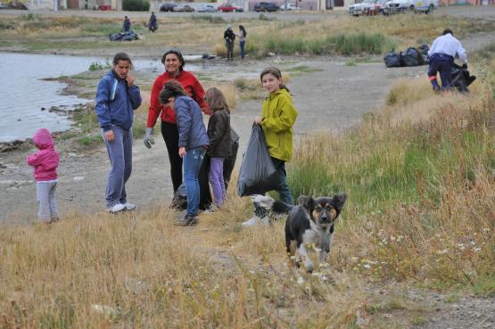 Continúa plan de limpieza de Reservas Naturales Urbanas