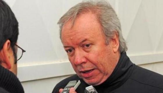 Gobernador Daniel Peralta.