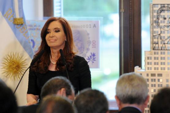 Cristina anunció el aumento de 20% del mínimo no imponible