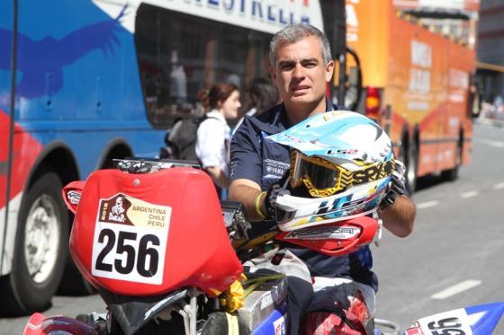 Resultado de imagen para Raúl Copetti DAKAR