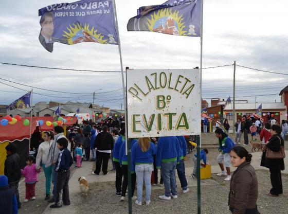 Los niños del Evita festejarán su Día.
