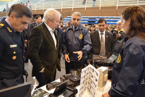 Inicio del Ciclo Lectivo Policial y la presentación del proyecto educativo para la Fuerza