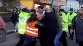 Crisis en Tiera del Fuego: cinco gremialistas detenidos por increpar al vicegobernador al vicegobernador
