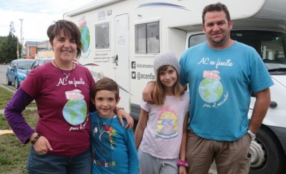 Una familia de soñadores en el sur argentino (C.G)