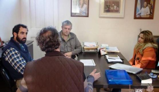 INTA busca aportar al proyecto medioambiental en Lago Posadas