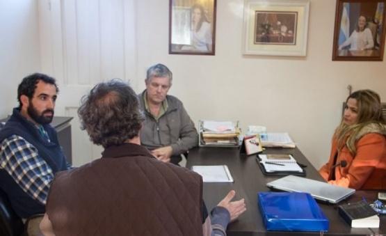 El INTA colabora con proyecto medio ambiental en Lago Posadas