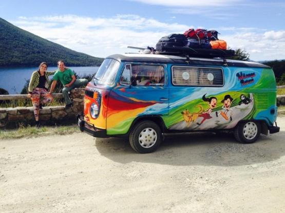 Espectáculo para grandes y chicos en Lago Posadas