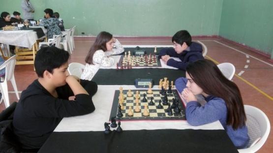 Se definieron finalistas de los Evita en ajedrez