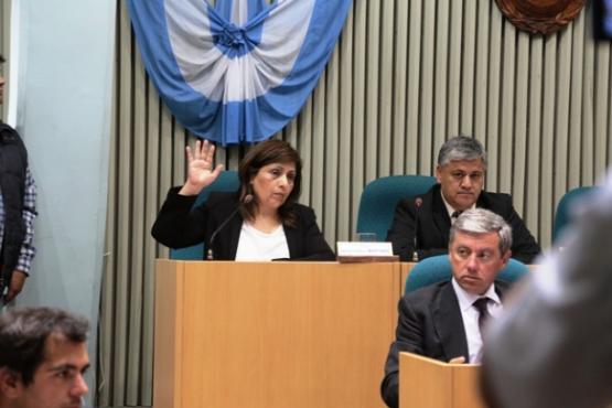 """""""No se puede vender espacios verdes por urgencias que tiene el municipio"""""""