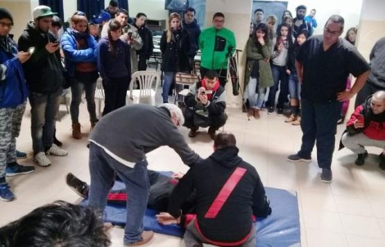 Talleres y capacitaciones sobre formación ciudadana en Pico Truncado