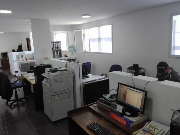 Nueva oficina para la direcci n general de obras for Direccion de la oficina