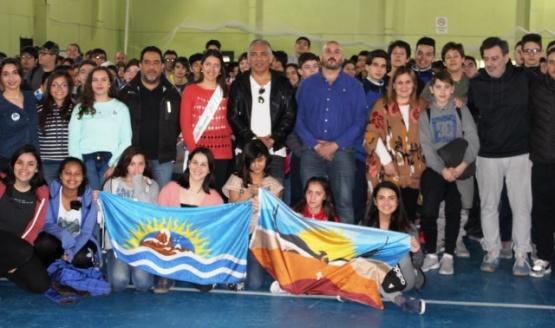 Juegos Evita 2017: agasajo a jóvenes deportistas
