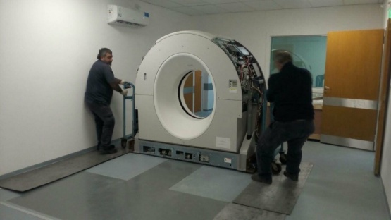 Se instalará nuevo tomógrafo en el Hospital Distrital de Puerto San Julián