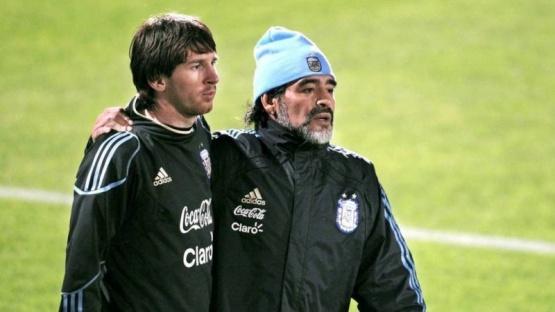 Maradona vs Messi: el eterno duelo por el trono argentino